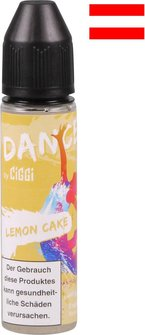 AT Dance Shake & Vape Lemon Cake ohne Nikotin 50ml