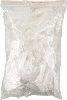 Wasserpfeifenmundstücke Silikon, Einzelverpackt