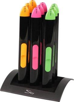 "SKY Universalanzünder ""Neon Pen"" sortiert  27cm  Pz"