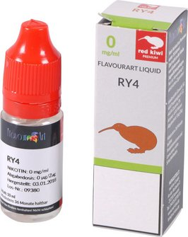 red kiwi FA Liquid RY4 None 10ml