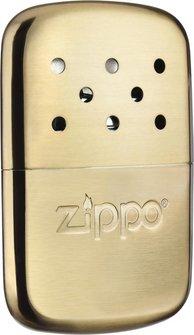 Org.ZIPPO Taschenwärmer groß goldfarben 2007109