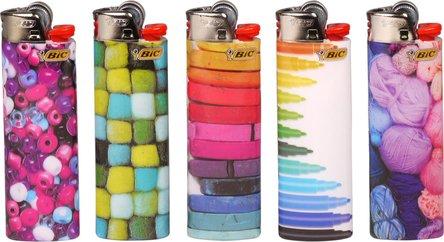 "BIC-Paket ""Pop of Colours"" Inhalt: 50 x Maxi ""DIY"","