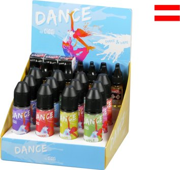 AT Dance Shake & Vape sortiert ohne Nikotin 50ml