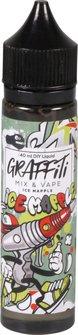 "GRAFFITI Shake & Vape ""Mapple Ice"" 0mg/ml Nikotin 60ml"