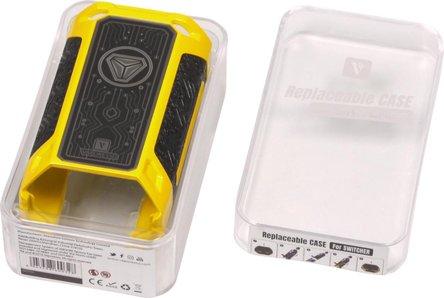 Vaporesso Wechselhülle für Switcher gelb