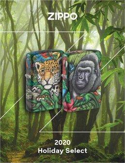 """ZIPPO Katalog """"2020 Holiday Select"""" 2007231"""