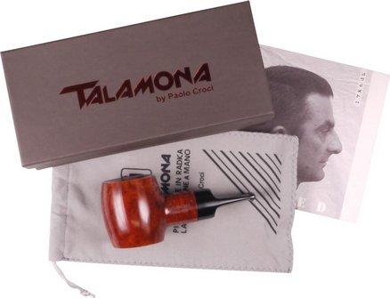 """TALAMONA Pf.""""Reverse Calabash"""" Filter natural  Mod.# 1 Acryl"""