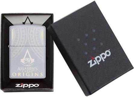 """Org.ZIPPO sat.fin.TT """"Assassins Creed Origins"""" 60004596"""