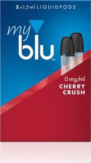 myblu Podpack 1.5ml CherryCrush 0mg/ml Nikotin DE 2er Pack