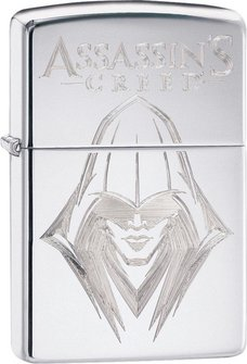 "Org.ZIPPO cr.pol.grav. ""Assassins Creed Mask"" 60004597"