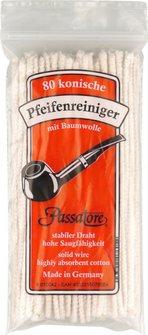 """Pf.-Reiniger """"PASSATORE"""" Baumwolle, weiß, konisch ca.17cm"""