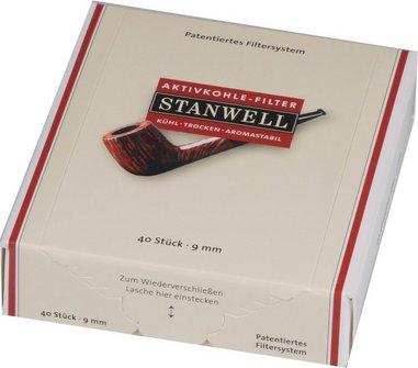 STANWELL-Filter Inhalt 40 Filter