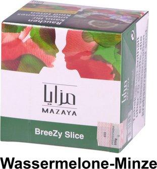 """WP-Tabak Mazaya """" BreeZy Slice"""" 200gr-Dose"""