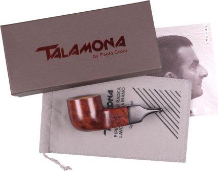 """TALAMONA Pf.""""Reverse Calabash"""" Filter natural  Mod.# 3 Acryl"""