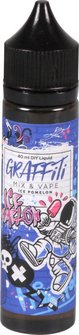 "GRAFFITI Shake & Vape ""Ice Pomelo"" 0mg/ml Nikotin 60ml"