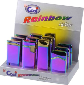 "COOL Fzg. ""Rainbow Line"" Turbo/Piezo/Jet sortiert"