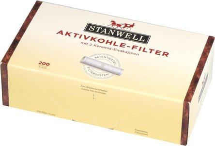 STANWELL-Filter Inhalt 200 Filter