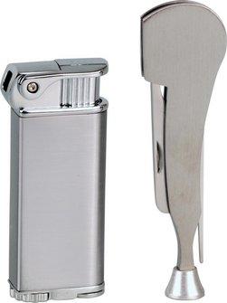 SKY Pfeifenfeuerzeug mit Pfeifenbesteck  Pz