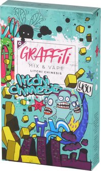 "GRAFFITI Shake & Vape ""Litchi"" 0mg/ml Nikotin 60mg"