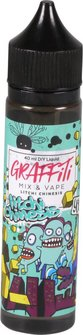 "GRAFFITI Shake & Vape ""Litchi"" 0mg/ml Nikotin 60ml"
