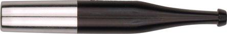 DENICOTEA Zigarettenspitze Standard chrom/schwarz