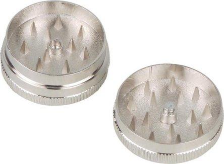 Grinder Metall Mini div. Motive, 2tlg, Durchm. 30mm,