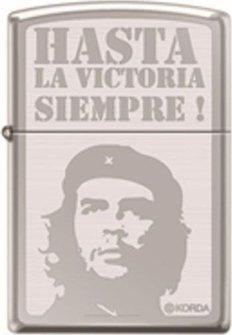 "Org.ZIPPO cr.pol.gelasert ""Che - Hasta la Victoria"" 60000353"