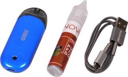 E-Zigarette Vaporesso Renova Zero Pod blau