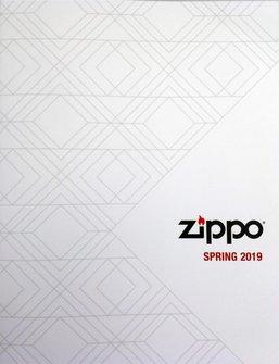 "ZIPPO Katalog ""Spring 2019"""