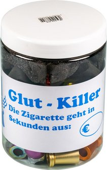 Glutkiller Sortiment im Acryl-Koffer