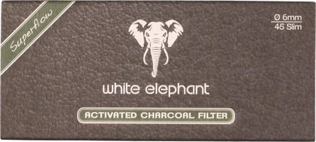 Aktivkohlefilter 6mm Box Inhalt 45 Filter