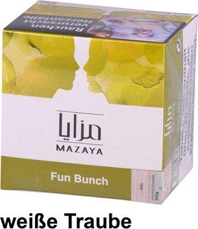 """WP-Tabak Mazaya """"Fun Bunch"""" 200gr-Dose"""