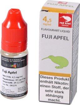 red kiwi FA Liquid Fuji Apple Low 10ml