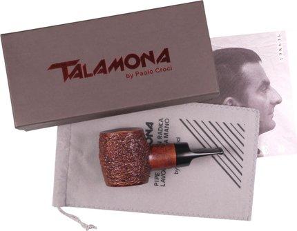 """TALAMONA Pf.""""Reverse Calabash""""Filter rustik/nat.Mod.#1 Acryl"""