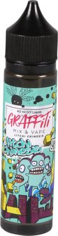 "GRAFFITI Shake & Vape ""Litchi"" 3mg/ml Nikotin 60ml"