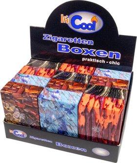 "Cool Box ""Pop up"" Colour Designs sortiert 85mm"