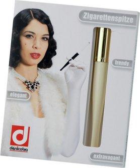 "DENICOTEA Zigarettenspitze Automatic ""Lady"" elfenbein L"