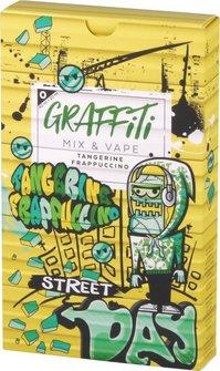 "GRAFFITI Shake & Vape ""Tangerine"" 0mg/ml Nikotin 60mg"