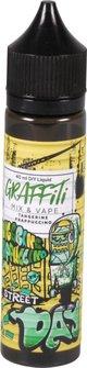 "GRAFFITI Shake & Vape ""Tangerine"" 0mg/ml Nikotin 60ml"