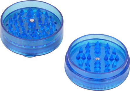 Grinder Kunststoff 3tlg, farbig sortiert, Durchm. 60mm,