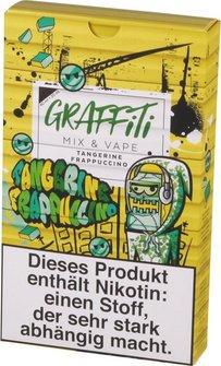"GRAFFITI Shake & Vape ""Tangerine"" 3mg/ml Nikotin 60mg"