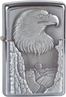 "Org.ZIPPO cr. geb. Trick ""Eagle"" 1300051"