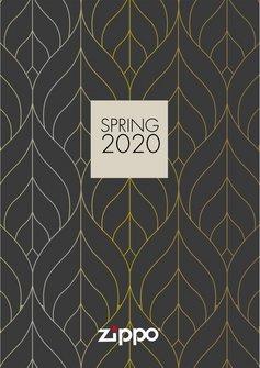 "ZIPPO Katalog ""Spring 2020"""