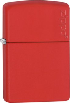 "Org.ZIPPO rot ""Zippo-Logo"" 60001204"