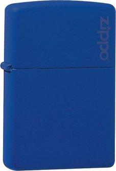 "Org.ZIPPO royalblau ""Zippo-Logo"" 60001205"