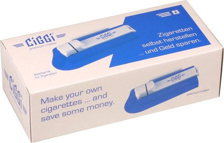 "Ciggi ""Maker Grip"" Zigarettenfertiger"