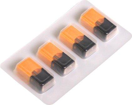 JUUL Podpack 0,7ml Mango 20g/ml Nikotin DE 4er Pack