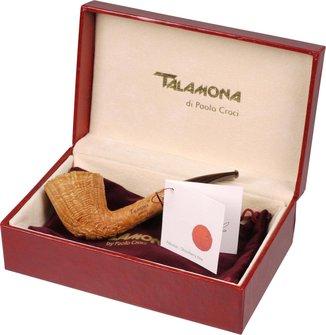 "TALAMONA Freehand Pfeife ""Arbutus"" mit Filter Acrylmundstück"
