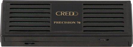 CREDO Humidifer Onyx rechteckig schwarz für ca. 100 Cigarren