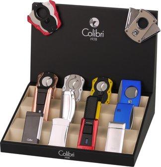 COLIBRI Display für 18 Cigarrren-Abschneider